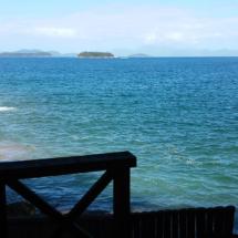 Suite 09 - suite com varanda vista mar