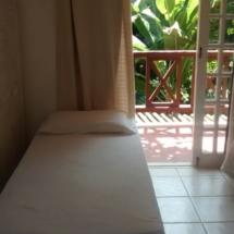 Suite 16 - suite com varanda vista bosque 08
