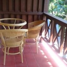 suite 17 - suite com varanda vista bosque 06